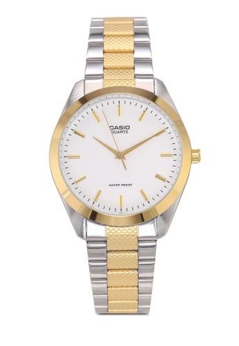 Casio silver Casio MTP-1274SG-7ADF Watch 2F125AC9120217GS_1
