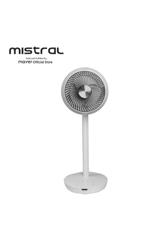 """Mistral white Mistral 7"""" High Velocity Fan with Remote Control MHV999R 30641ESBD4D174GS_1"""