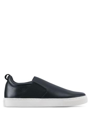Kenneth Cole New York black DESIGN 207772 - Slip-On Sneaker KE615SH0SI6SMY_1