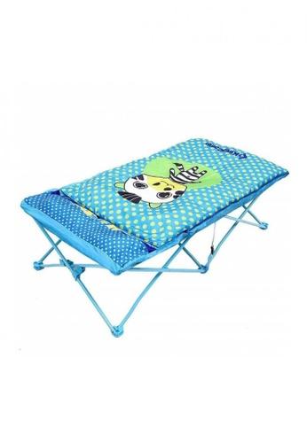 Kingcamp blue Kids Cartoon Bed CA0FDHL57B7900GS_1