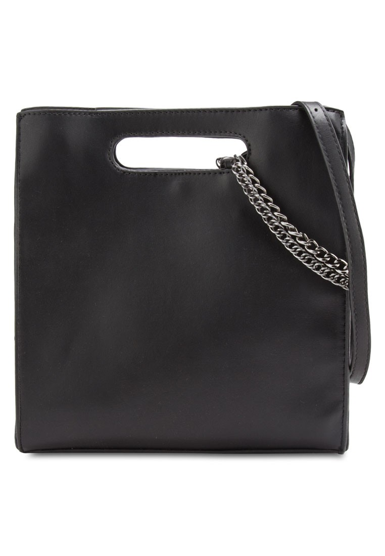 Chained Paper Bag Sling Bag
