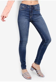 2734624d40fc Shop Hollister Jeans for Women Online on ZALORA Philippines