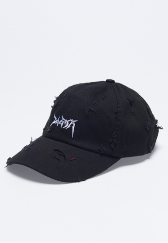 SUGAR005 black Destroy Cap 2.0 Black 458A4ACE85BC9EGS_1