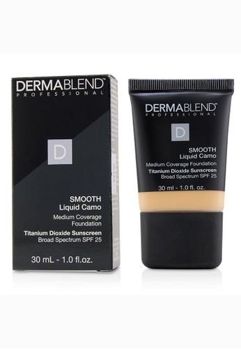 Dermablend DERMABLEND - 柔滑粉底液 SPF 25 Smooth Liquid Camo Foundation SPF 25(中等覆蓋)- Linen (0C) 30ml/1oz DF23CBEB6509D0GS_1