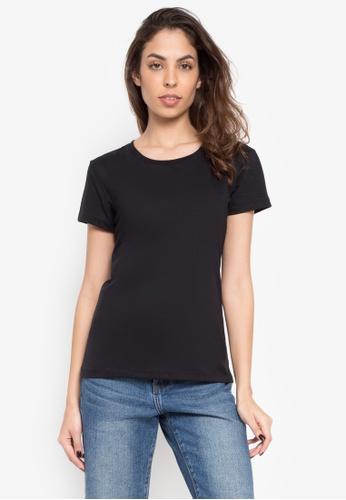 Greatvalueplus black Newyork Army Ladies Roundneck Shirt 0219 70B28AAB65D1AFGS_1