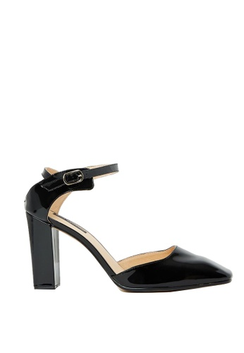 Buy Nina Armando Lance Patent Leather High Heel Online on ZALORA ...