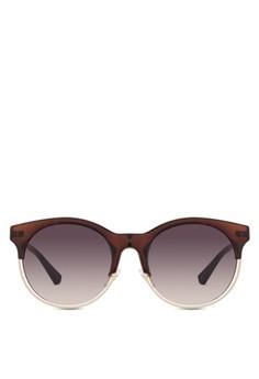 復古風貓眼框太陽眼鏡