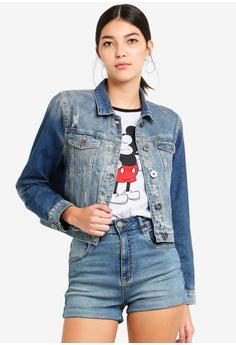 Shop Cotton On Denim Jackets for Women Online on ZALORA Philippines 07d21fd118
