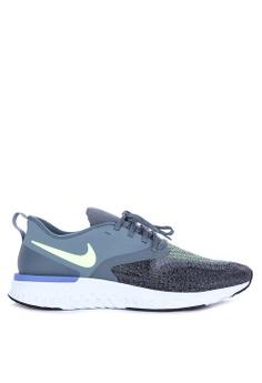 5983b3cb7048 Nike blue Nike Odyssey React 2 Flyknit Shoes BA04BSH4E7514FGS 1