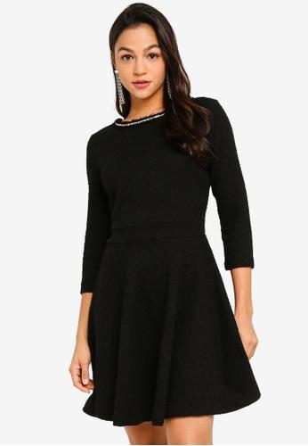 GUESS black Guess Ornella Knit Dress 1B4B4AAACCC08CGS_1