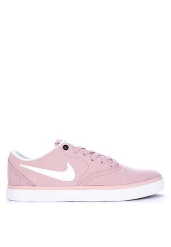 Shop Nike Nike Sb Check Solarsoft Canvas Shoes Online on ZALORA ... efdb96d61c5e