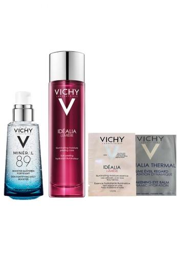 Vichy white Vichy Healthy Skin Glow Set 34792BEAC1C11BGS_1