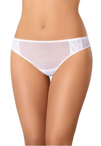 Teyli white Women's Panties Sara White D12D6USDFC945BGS_1