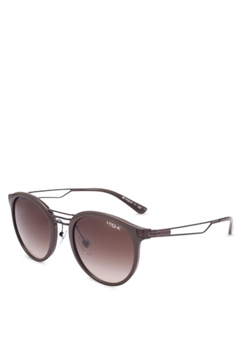 Vogue brown In Vogue VO5132S Sunglasses VO655GL19ARSMY_1