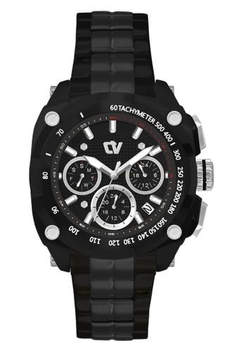 Christ Verra black Sporty Women's Watches CV C 71094L-16 BLK FC4CBAC6F152F5GS_1