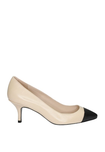 Covet beige French Sole Brenda Heels CO331SH0JBSMPH_1