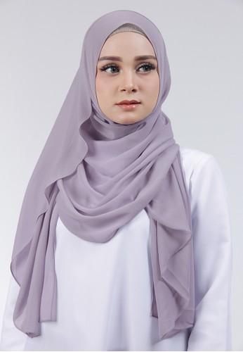Cantik Kerudung purple Adela Instant 53228AA367FD52GS_1