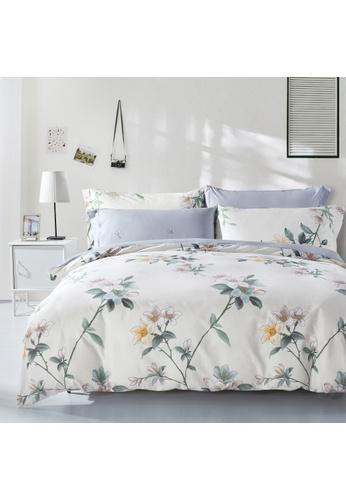 Epitex Epitex CP2033-10 900TC 100% Cotton Bed Sheet Set D9F07HL3DF6337GS_1
