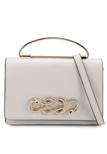 ALDO white Sprimont Top-Handle Bag 63197AC892C178GS_1