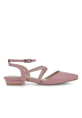 MAYONETTE pink Mayonette Rossa Flats - Pink MA831SH0UR9IID_1