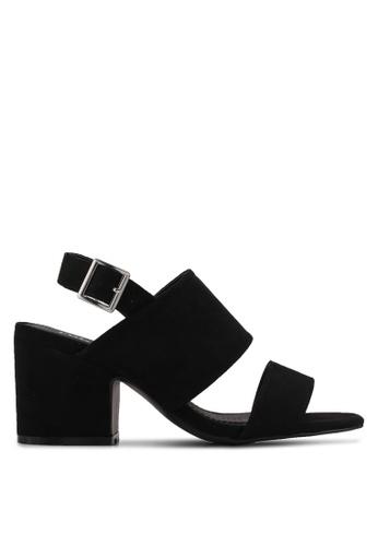 Rubi black Foxtrot Chunky Heels 0A3B8SHF1B37DFGS_1
