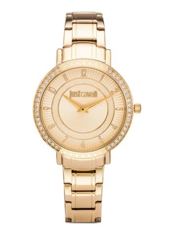 R7253527501 Jc Hour 閃鑽不銹鋼手錶, 錶類, 飾esprit 工作品配件