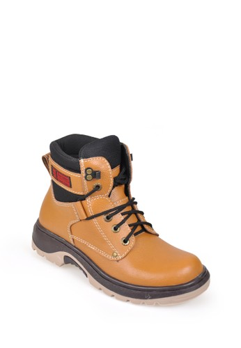 JAVA SEVEN brown Landcruiser Boots JA154SH89XBAID_1