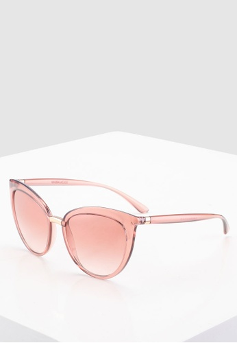 f2edf0c7fbd3 Dolce & Gabbana pink Dolce & Gabbana DG6113 Sunglasses 43537GLEBFCF14GS_1