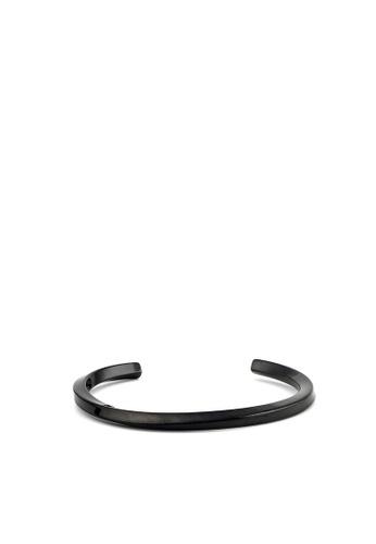 HAPPY FRIDAYS Twist Titanium Steel Bracelet DW0224 34A20AC0817FE6GS_1