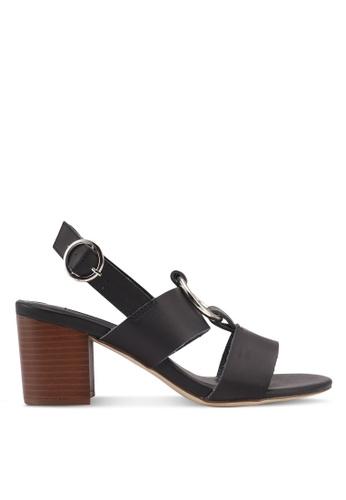 Dorothy Perkins black Soho Heeled Sandals FCF11SHEAAB1A3GS_1