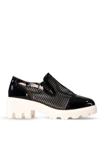 CLARETTE black Clarette Sneakers Kizzy - Black CL076SH19DYYID_1
