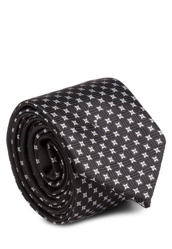 雙面印花細領帶, 飾品配件, 飾品配esprit 尖沙咀件