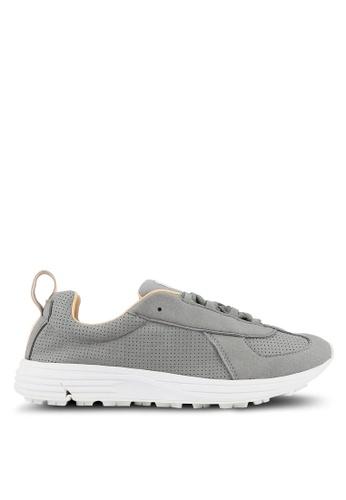 Rawrow grey Wax 110 Chamude Sneakers RA312SH0RQM6MY_1