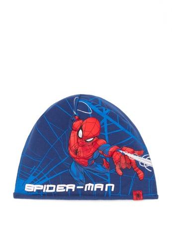 OVS blue Jersey Marvel Spider-Man Cap 29FD2KC06AF19BGS_1