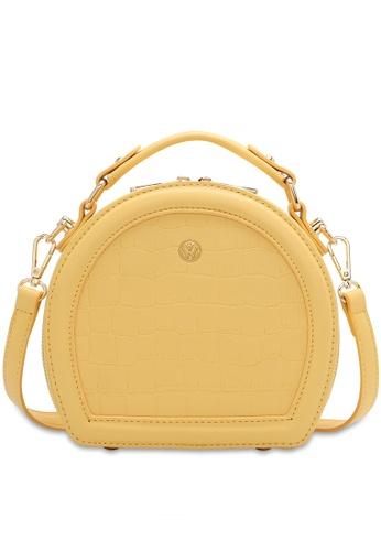 Volkswagen yellow Women's Sling Bag / Shoulder Bag BA52AACC0C1801GS_1