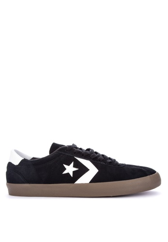 Converse black Breakpoint Pro Suede Sneakers 25A17SH3D2B1CCGS_1