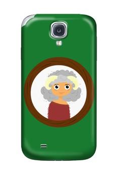 Zodiac Aries Glossy Hard Case for Samsung Galaxy S4