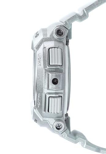 0a4f741597 Shop Casio Casio Baby-G Digital Analog BGA-195-8A Online on ZALORA  Philippines