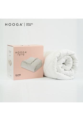 HOOGA white Hooga Fibre Quilt Ellyse. FA3D3HLCA01409GS_1