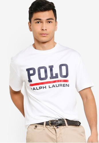 Polo Ralph Lauren white Short Sleeve Classic Fit T-shirt - Soft Touch EEA92AA8F4BF2AGS_1