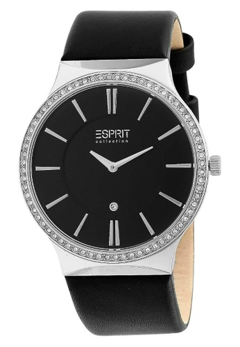 Esprit black Esprit ESEL101772F01 CLEODORA NIGHT Ladies Watch DEC3CACEA16B28GS_1