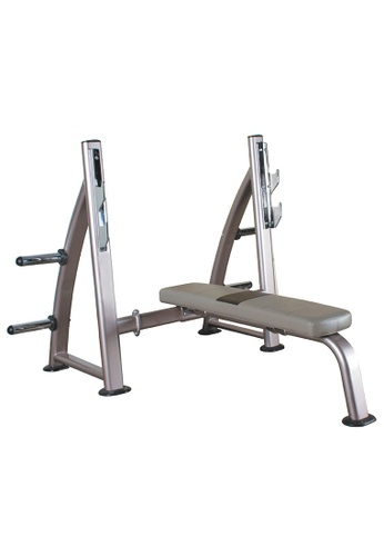 LIVE UP AND LIVE PRO. Olympic Flat Bench 7858FSE4944587GS_1