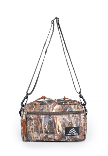 Gregory multi Gregory Pad Shlder Pouch Md Drt Camo GR313AC0FXXESG_1