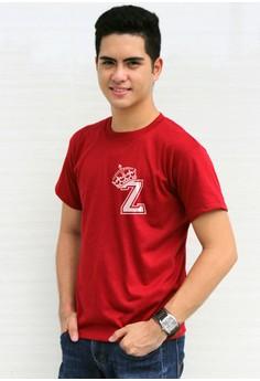 King's Initial Z T-shirt