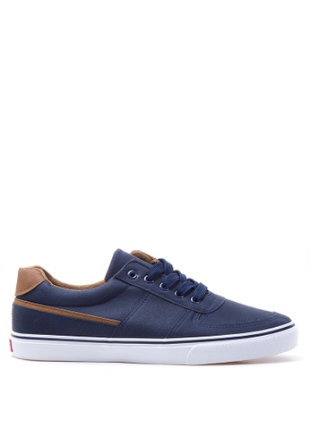 Italianos blue Javier Sneakers IT153SH81BSGPH_1