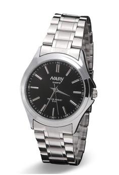 NARY Women's Stainless Quartz Watch - 6100