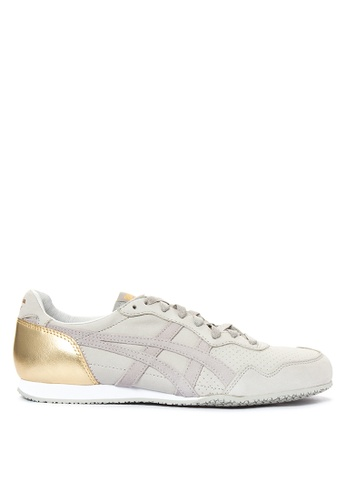 Onitsuka Tiger grey Serrano Sneakers ON625SH85IJYPH_1