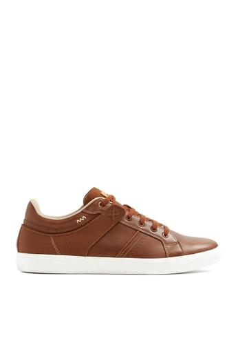 ALDO brown ALDO Agrosien Sneakers 94D57SH900E0F2GS_1