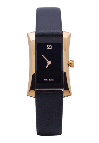 ZECA pink and silver and gold Zeca Watches Ladies Fashion - 149L Black Rosegold ZE260AC34SIZSG_1