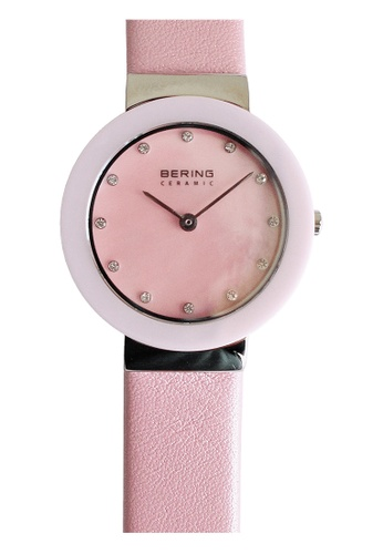 Bering silver Ceramic 11429-684 Pink 29 mm Women's Watch 519A5AC8A4B052GS_1